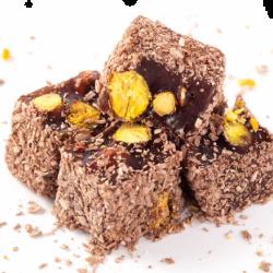 Kakaolu Antep Fıstıklı Duble